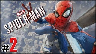 "MARVEL'S SPIDER-MAN [PS4] #2 - ""Kingpin i laboratorium"""