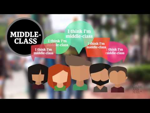 Explained: Who is the middle class in Canada?