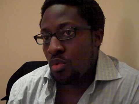 Interview with Booktrust writer in residence Nii Ayikwei Parkes [2]