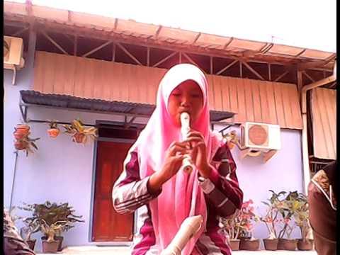 Not Lagu Padamu Negri Bagimu Negri Indonesia Youtube Cara Bermain Suling Mudah Bagi Pemula Karya Anak X 1 Sman 1 Cikande