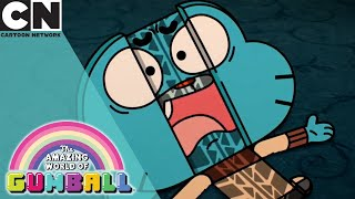 The Amazing World of Gumball | The Wattersons Sell Out | Cartoon Network UK