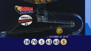 Here are the winning numbers for record $1.6 billion mega millions jackpot, largest lottery prize in world history.