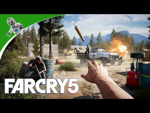 Far Cry 5 - Story Missions, Custom Maps, and Mapping