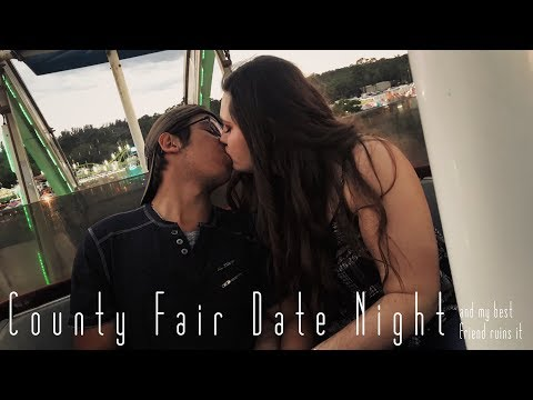 FAIR DATE NIGHT | LDR Vlog 2018