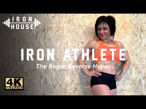Powerlifting | The Rogue Reverse Hyper