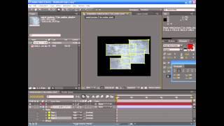 Урок 2 Adobe After Effects CS4 - Обзор панели инструментов