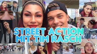 Street Action mit Tim Rasch