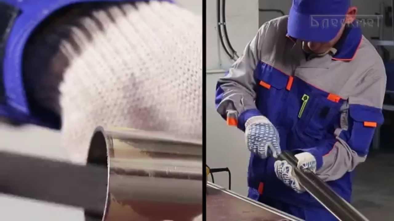 инструкция по монтажу гофрированной нержавеющей трубы