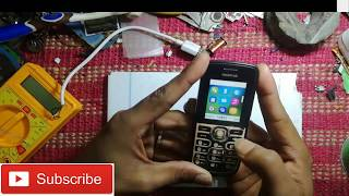 How To Nokia 110 RM-827 Flashing With Usb Tested Pinout