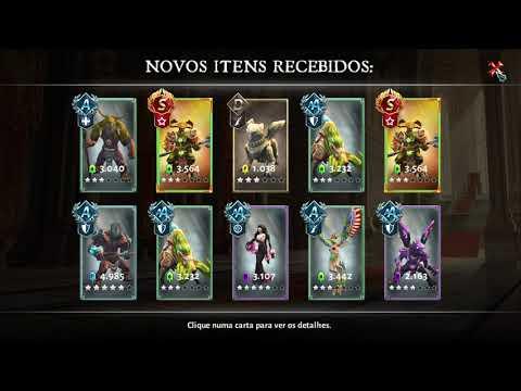 Dungeon Hunter 5 *Sombriu*Baú De Fortaleza