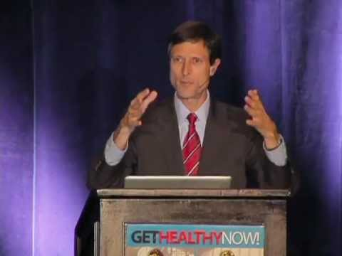 Neal Barnard MD - Curing Geico Employees with Vegan Diet