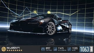McLAREN P1 Maximum Parts Completed - Car Tuning Unlocked - Hyper Sports