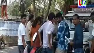20 04 2018 UTV News BAM Traffic Police 2 Wheeler Checking