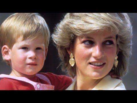 Prince Harry: I nearly had breakdown after mum's death