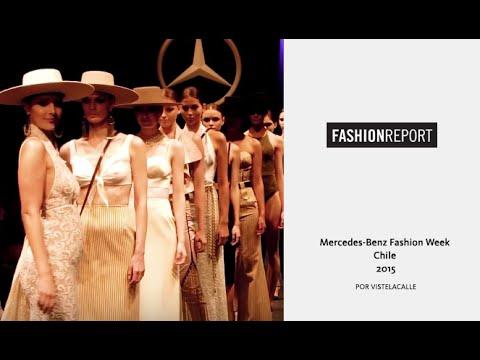 Fashion Report: Mercedes-Benz Fashion Week Chile por VisteLaCalle
