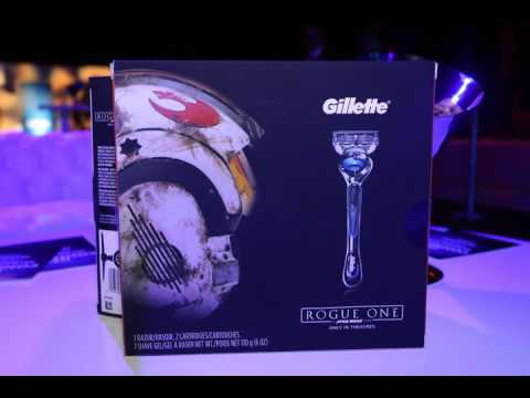 Gillette Rogue One Special Event Coverage, featuring Neal Scanlan (223)