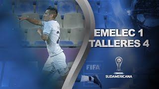 Emelec vs. Talleres [1-4]   RESUMEN   Fecha 6   CONMEBOL Sudamericana 2021
