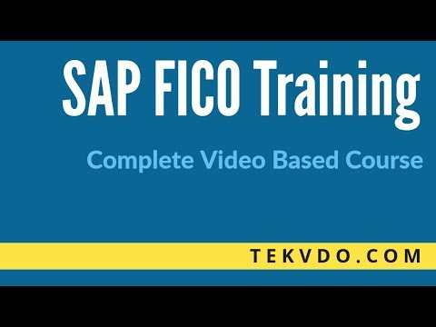 SAP FICO Internal Order - Complete SAP FICO Video Based Course