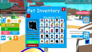GETTING THE BEST MAGNET AND PETS!!! GIVEAWAY?!?! Magnet sim ROBLOX