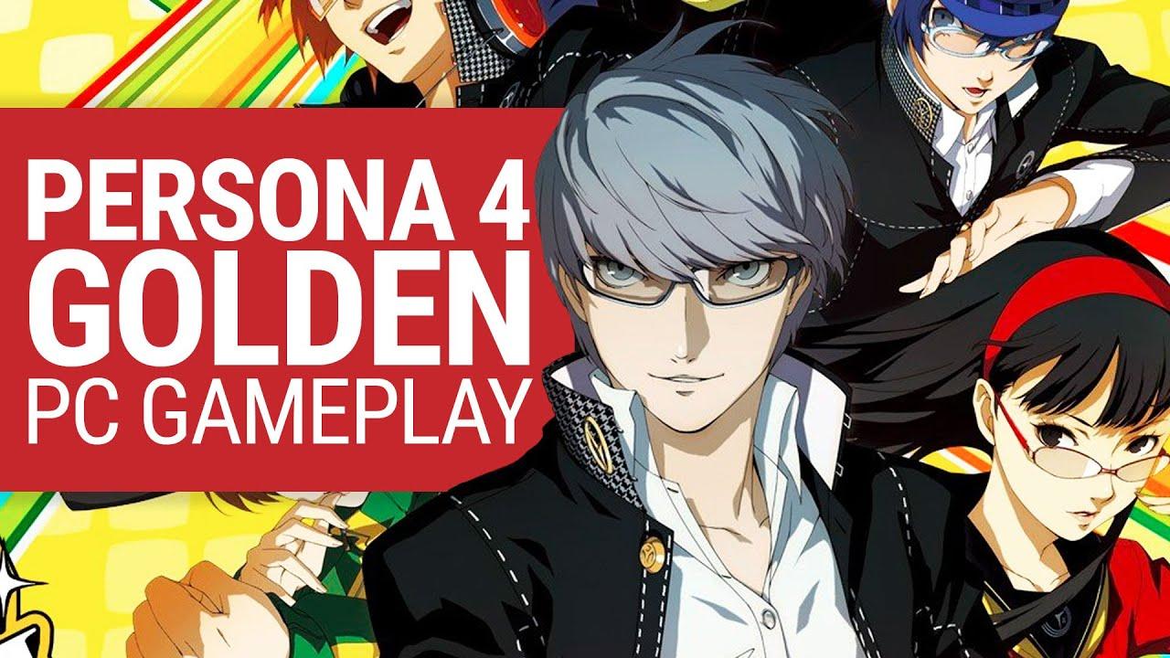 Rom golden persona 4 Persona 4