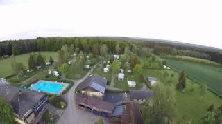 Camping Auf Kengert rondom vlucht