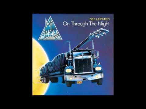 Def Leppard Live - Full Album - On Through The Night (Unofficial)