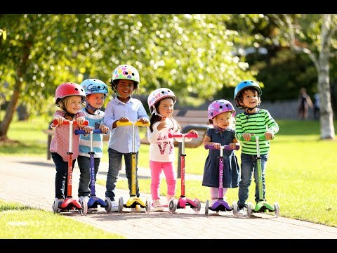 Micro Mini DELUXE Best 3 Wheel Scooter to Buy for Kids Ages 2 to 5 plus