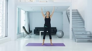 Clase de Pilates para sacudirnos la pereza I