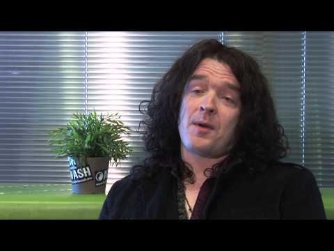 Anathema interview - Vincent Cavanagh (part 1)