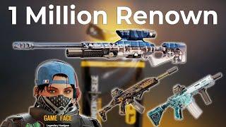 1 Million Renown Alpha Pack Opening – Rainbow Six Siege (German/Deutsch)