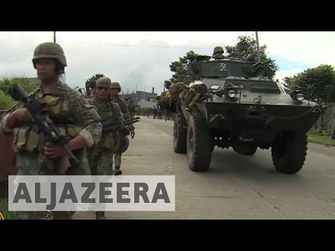 Al Jazeera English: Philippine army says it's close to ending Marawi siege