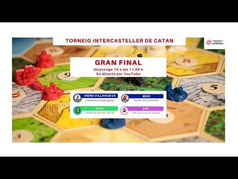 FINAL InterCatan Castellers de Barcelona