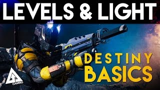 Destiny Basics Guide - How to Level and Do It Fast