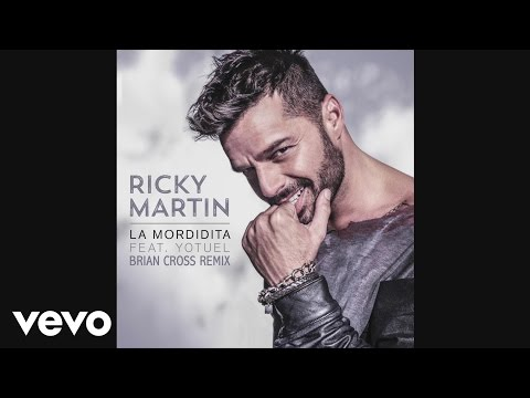 Ricky Martin - La Mordidita ft. Yotuel (Brian Cross Remix)[Cover Audio]