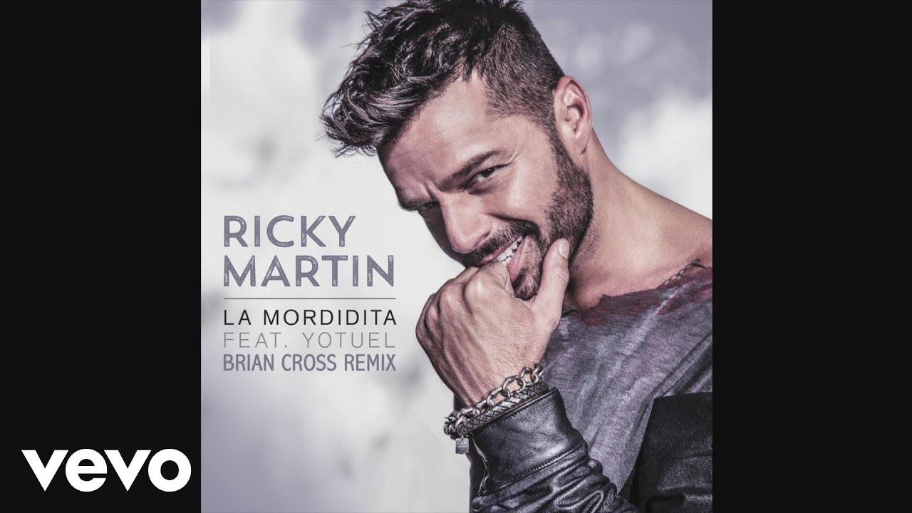 Download Ricky Martin - La Mordidita (Brian Cross Remix)[Cover Audio] ft. Yotuel