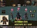 Metin2 TR DeLas Mixtape #6 Simya Razadör Bayram Özel...