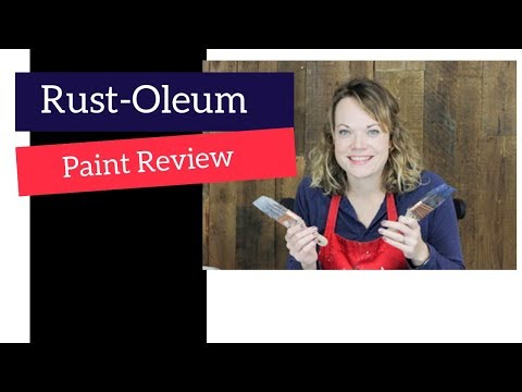 Rust-Oleum Chalked & Milk Paint Review - The ABC's Of Furniture Paint