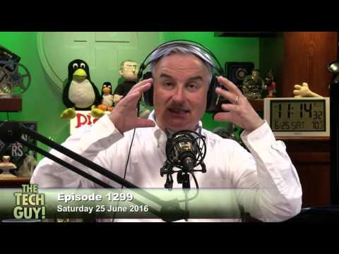 Leo Laporte - The Tech Guy: 1299