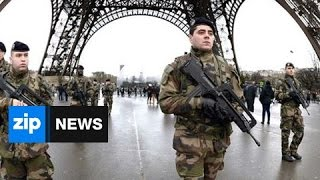 10,000 Troops Mobilized In France - Jan 14, 2015