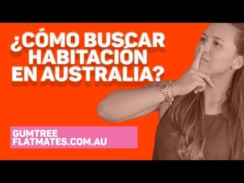 ¿Cómo buscar habitación en Australia? | Acá en Australia