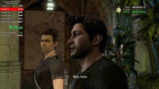 Uncharted 2 Any% PS4 Speedrun 1:28:24