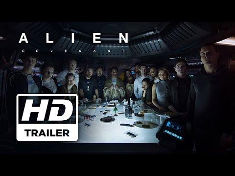 Ridley Scott lo hizo de nuevo: Alien Covenant