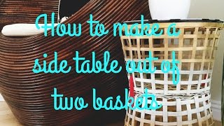 How to make a side table(, 2016-06-03T21:23:08.000Z)