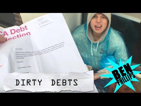 "Ben Phillips | Dirty Debts Prank - "" I'm homeless"""