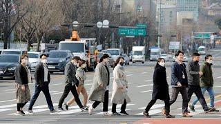 Новые случаи заражения Коронавирусом в Корее