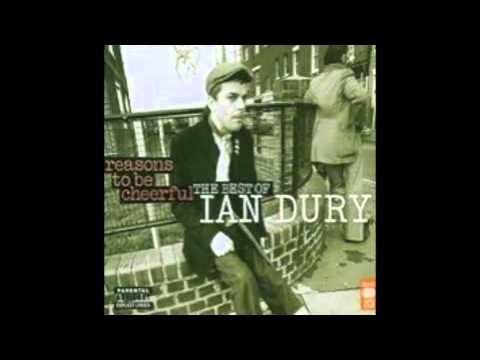 Ian Dury interview 1990