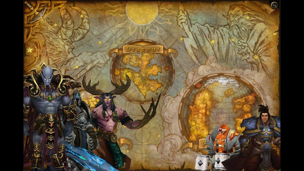 Azeroth Wars: Legacy Reborn #1 -  Dawn of the Demigods (3/3)
