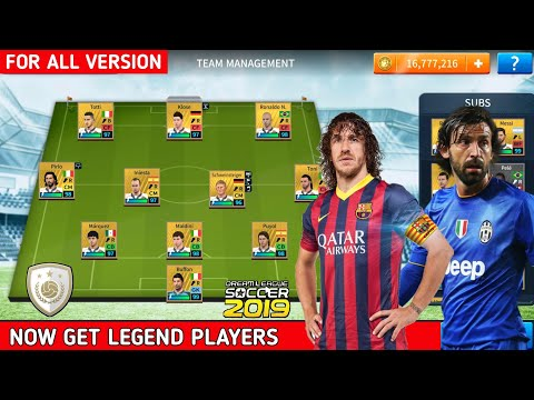 How To Get Legendary Players In Dream League Soccer 2019 (Ft