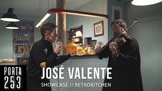JOSÉ VALENTE // Ao Vivo na Porta 253 (+ Entrevista)