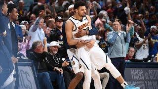 Jamal Murray 21 Pts 4th QTR Game 2 vs Spurs! 2019 NBA Playoffs